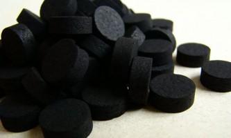 Активоване вугілля для особи