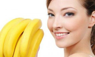 Бананові маски для обличчя