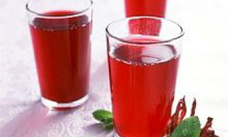 Чай каркаде: склад, користь і властивості. Шкода і протипоказання до прийому чаю каркаде. Як правильно заварювати каркаде: рецепти