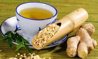 Чай з коренем імбиру як «стимулятор» для зниження ваги