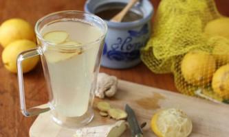 Чай з лимоном і імбиром: легкий спосіб зниження ваги!
