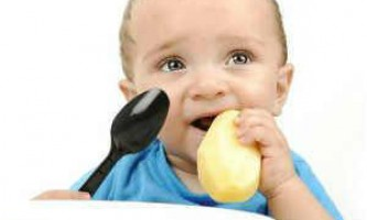 Чим корисний картопля для дітей