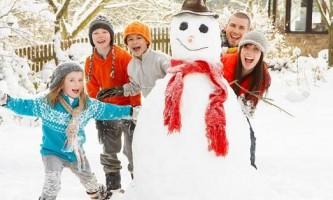Чим зайнятися на зимових канікулах?