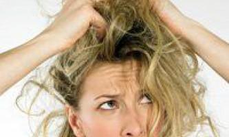 Що робити, щоб волосся не пушілісь, чому це відбувається