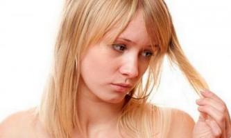 Що робити якщо волосся сухе