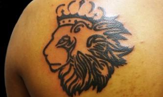 Що означає татуювання у вигляді лева?