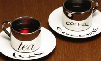 Що пити при підвищеному тиску: чай або кава?