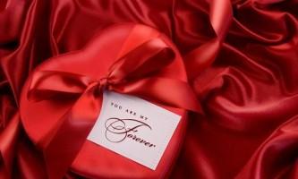 Що подарувати коханій дівчині на 14 лютого (день святого валентина)