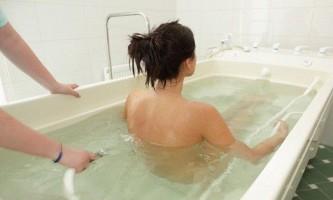 Що таке підводний масаж?