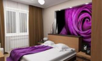 Колір спальні. Який колір вибрати для спальні