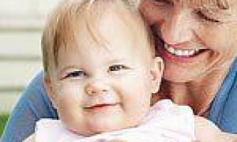 Діти, виховані бабусею, більш неслухняні