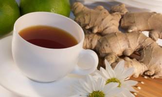 Дієта на імбирним чаї: східне схуднення