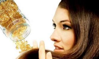 Домашнє ламінування волосся желатином