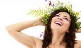 Домашні бальзами та ополіскувачі для волосся