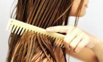 Домашні маски для сухих і пошкоджених волосся