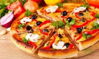 Домашня піца: готуємо справжній шедевр