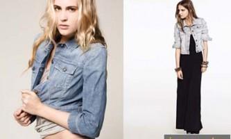 Джинсовий мода 2011. Модні джинси 2011: вузькі, капрі, кльош. Джинсові куртки, джинсові шорти і спідниці 2011