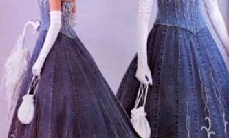 Джинсовий мода (денім) осінь 2010 року: модна джинсовий взуття, сумки і сорочки. Джинси осінь 2010: основні тенденції