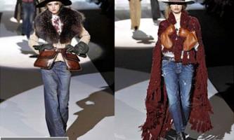 Джинсовий мода осінь 2011: модні джинсові штани, сорочки, сукні, куртки і жакети осінь 2011