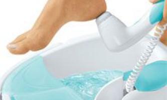 Гідромасаж ніг. Гідромасажна ванна для ніг: користь і вплив гідромасажу ніг на організм і здоров`я