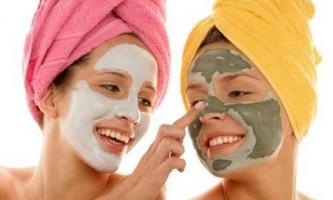 Глиняні маски для обличчя