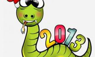 Гороскоп на 2013 рік змії за знаками зодіаку
