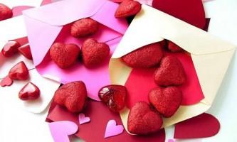 Хороші подарунки на день святого валентина своїми руками