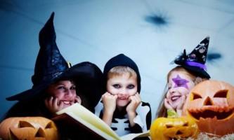 Ідеї макіяжу на хеллоуїн для дітей