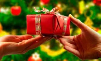Ідеї новорічних подарунків, оригінально і просто