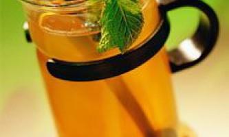 Імбирний чай: користь і властивості. Показання до застосування та протипоказання імбирного чаю. Як приготувати і пити імбирний чай: рецепти приготування