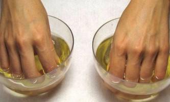 Ефективні рецепти ванночок для зростання і зміцнення нігтів
