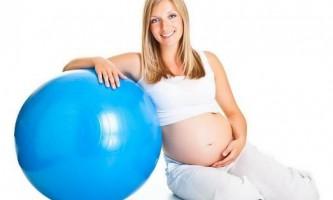 Ефективний і корисний фітнес для вагітних жінок