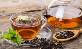 Як чорний чай впливає на тиск?