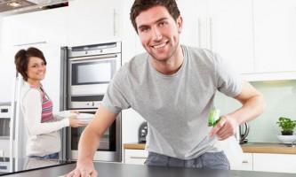 Як ділити роботу по дому?