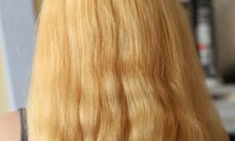 Як я знебарвила волосся в домашніх умовах: фото відгук про фарбі garnier e0