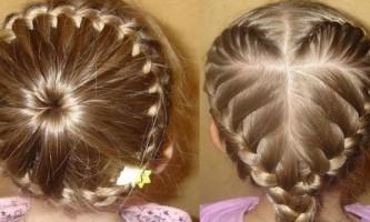 Як красиво заплести дівчинку - щоб зачіска радувала всіх