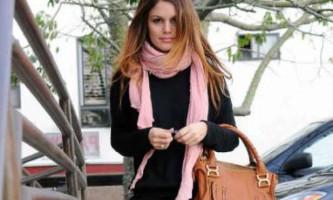 Як красиво зав`язати зимовий шарф