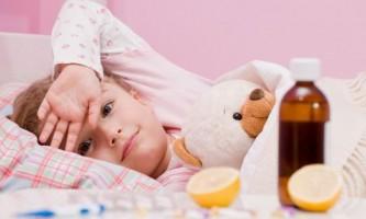 Як лікувати ангіну у маленької дитини?