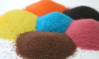 Як можна використовувати кольорову сіль?