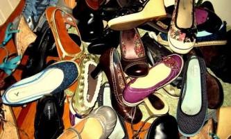 Як треба правильно доглядати за різною взуттям