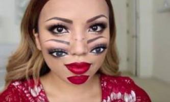 Як нафарбуватися на хеллоуїн: 5 кращих ідей для макіяжу