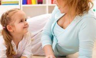 Як навчити дитину говорити літери, кілька простих вправ