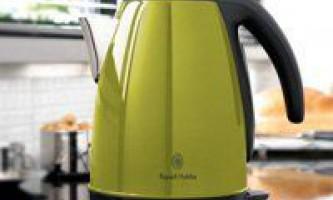 Як очистити електричний чайник від накипу, найефективніші способи