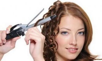 Як правильно і красиво накрутити волосся випрямлячем, плойкою і на бігуді