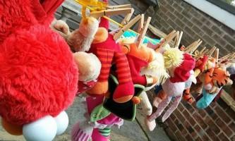 Як правильно прати м`які іграшки?