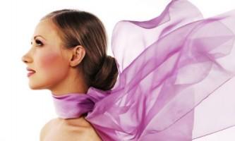 Як правильно вибрати жіночий шийну хустку