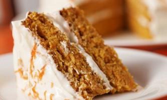 Як приготувати смачний торт з моркви?