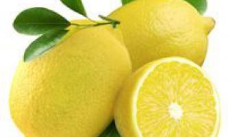 Як застосовувати масло лимона в догляді за шкірою?
