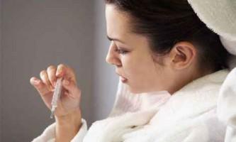 Як збити температуру при вагітності
