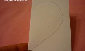 Як зробити серце з тканини своїми руками?